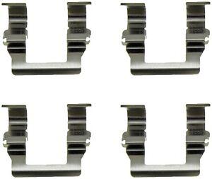 Frt Disc Brake Hardware Kit Dorman/First Stop HW13281