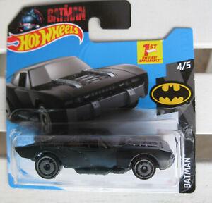 Batmobile THE BATMAN 2022  - Charger Custom *** Hot Wheels First Appearance 1:64