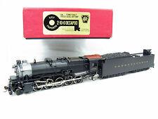 Key HO Brass PRR 2-10-0 Decapod I-1sa Pennsy Built Double Air Pump Loco #4592