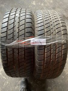 2X 225 60 R15 Used  Dunlop 7/6.5mm (2014 )  Free Fitting Available