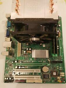 Biostar AM2 Motherboard Bundle, cpu, ram, gpu