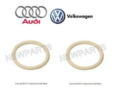 Audi A4 A8 Q5 S6 VW Passat Phaeton Pair Set of 2 Auto Trans O-Rings Genuine