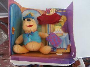 winnie the pooh birthday stuffed animal