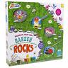 Decorate Paint Your Own Garden Rocks Fun Craft Activity Christmas Gift Kids Fun