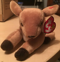 Ty Beanie Baby 1997 Whisper the Deer with Tags