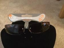 Serelo-Camouflage Design Eyewear Miroir Lentille Sports de plein air Lunettes de soleil avec étui