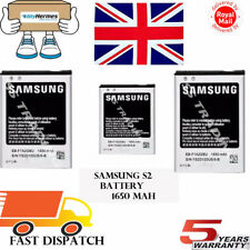 100% Genuine Samsung Galaxy S2 SII GT-i9100 Battery EB-F1A2GBU (OEM Original)
