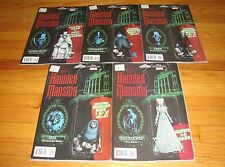Disney Kingdoms Haunted Mansion 1 2 3 4 5 Action Figure Variant Edition Full Set