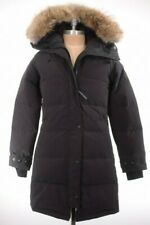 Canada Goose NWT Shelburne Parka Size Medium In Solid Black $1,050