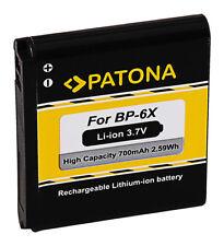 PATONA Akku f. Nokia BP-6X 8800 8801 8800 Sirocco 8800 Sirocco Edition 8800