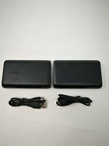 2 Pack Anker Qualcomm Quick Charge 3.0 PowerCore Speed 10000mAh