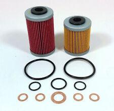 Beta RR 400-450-525 05-09 Service Kit Ölwechsel Ölfilter für Beta m.KTM Motor