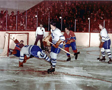 Bill Barilko - 1951 Cup Winning Goal 8x10 Color Photo