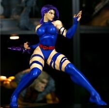 Psylocke Statue Sculpture Art / Nt XM Sideshow Prime 1 / Marvel X-Men / 1 of 60