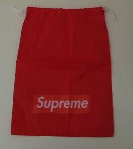 Very rare Supreme drawstring multi bag from 2007 box logo vintage