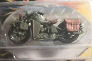 MAISTO Harley Davidson 1/24 SERIES 1942 WLA Flat Head Motorcycle