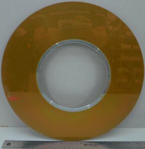 Aluminium Hard Drive Platter 14in dia 1/8 in thick