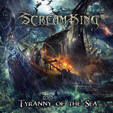 SCREAM KING - Tyranny of the Sea (NEW*US POWER/THRASH METAL*OVERKILL*K.DIAMOND)