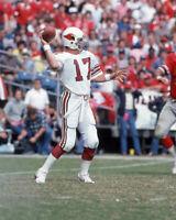 St. Louis Cardinals JIM HART Glossy 8x10 Photo Print NFL Football Poster