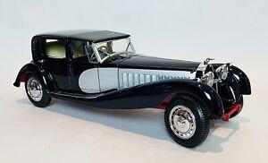 Franklin Mint 1931 Bugatti Royale De Ville in Impressive 1:16 Scale
