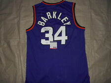 Signed Phoenix Suns Authentic Autographed Jersey by Charles Barkley