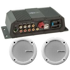 """Lowrance 000-12301-001 Sonichub2, With 6.5"""" Speakers (00012301001)"""
