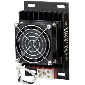 Distribution cabinet thermostatic aluminum alloy heater ptc CSH3B-F 220V