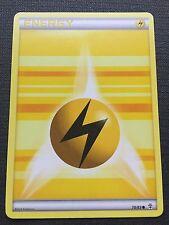 POKEMON TCG: XY GENERATIONS 4 X LIGHTNING ENERGY 78/83 COMMON