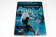 SUCKER PUNCH - BLUE RAY / DVD / COPIE DIGITALE - ULTIMATE EDITION