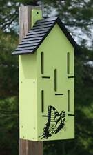 Classic Butterfly House With Perches, Green