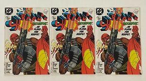 SUPERMAN #4 Lot 1ST BLOODSPORT Suicide Squad BLM Black Power NM- 9.2 NM+ NM+ 9.6