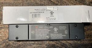 WAC Remote Elec Transformer 0.7A, 120V In/12V Out 3W, Black - LD-700MA03-EDIM-IS