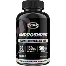 AndroShred - Burn Fat, Increase Testosterone Levels, Enhance Metabolism & Energy