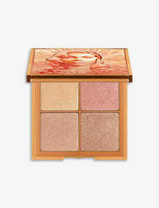 HUDA BEAUTY Glow Obsession Mini Rich face palette 6.4g Sealed RRP £27