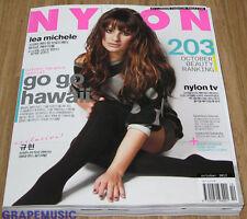 NYLON SUPER JUNIOR KYUHYUN KOREA ISSUE MAGAZINE OCTOBER 2012 NEW