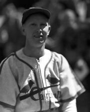 St Louis Cardinals RED SCHOENDIENST Glossy 8x10 Photo Baseball Print Poster