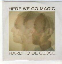(CZ736) Here We Go Magic, Hard to be Close - 2012 DJ CD