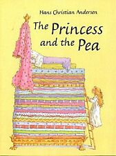 The Princess and the Pea (Grimms and Anderson)