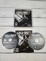 Call of Duty: Black Ops II 2 CIB & Advanced Warfare Disc (PlayStation 3) PS3