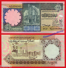 LIBIA LIBYA 1/4 Dinar 1991 Pick 57b   SC  /  UNC