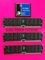 Samples Korg Triton EXTREME 104 Samples/ Triton LE / TR Studio / Korg M3 /Kronos