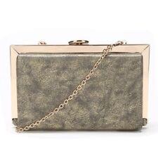 Womens Designer Style Clutch Bag Ladies Evening Bag Handbag