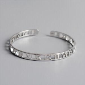 vintage stamped 925 China solid 925 silver 530109 sterling silver tennis bracelet 7.5\u201d