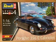 +++ Revell 07043 Porsche 356 Cabriolet 1:16 07043