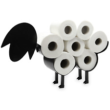 Sheep Toilet Roll Holder Fun Bathroom Paper Stand Pukkr