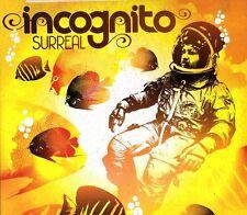Incognito - Surreal [New CD]