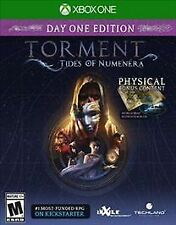 Torment: Tides of Numenera -- Day One Edition (Microsoft Xbox One, 2017)