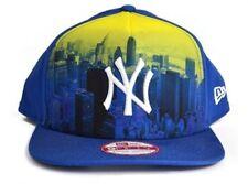 Cappelli da uomo visiera blu taglia M