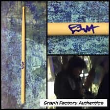 GFA AC/DC Drummer * SIMON WRIGHT * Signed Autograph Drumstick PROOF AD3 COA