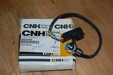 Genuine CNH 84078760 Sensore di velocità, imballatrice, Hesston, New Holland, Case